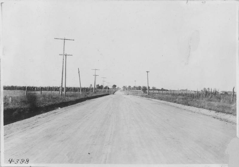 Jefferson Highway near Leon, Iowa